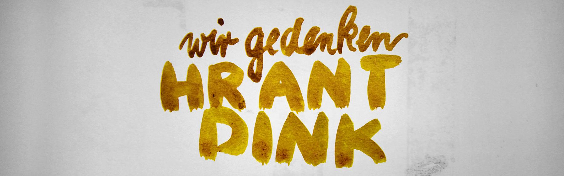 Muammer Ketencoğlu ile ölümünün 9. yılında Hrant Dink'i anıyoruz